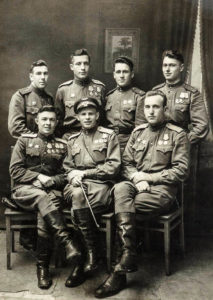 Г.Н. Елецких. Восьмой боевой вылет