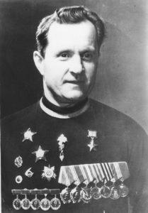 Из истории русской авиации: В.Г. Романюк
