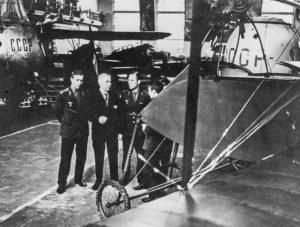 Из истории русской авиации: С.Н. Никитин