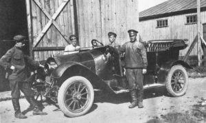 Из истории русской авиации: А.И. Жуков