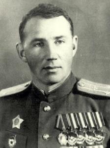 Участник Великой Отечественной войны летчик - истребитель , генерал-лейтенант авиации Борис Николаевич ЕРЕМИН