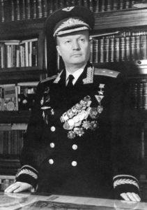 N.P.Kamanin