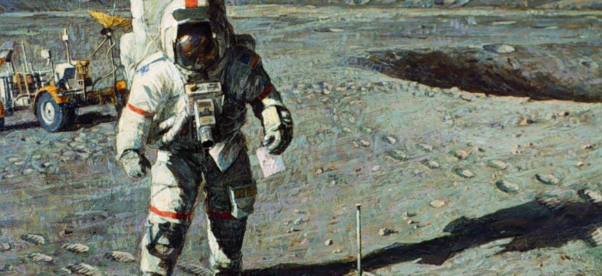Astronavt-Bin-Alan
