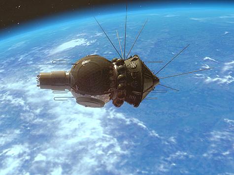 Космический корабль восход фото