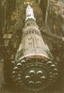 Третий аварийный пуск сверхтяжелой ракеты Н-1