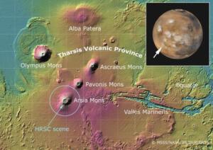 «Марс-Экспресс» – Европа стремится к Марсу