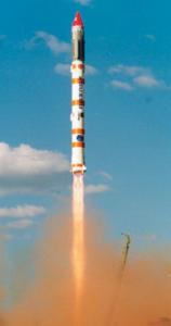 Советская ракета-носитель «Космос»