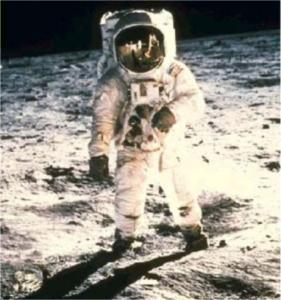 «Один небольшой шаг для человека - огромный скачок   для   человечества...»