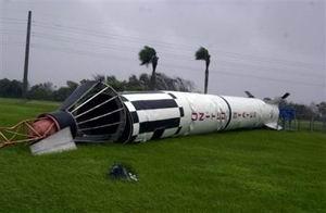 Ракета  «Редстоун» – начало пути на Луну