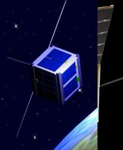 Залп в Космос
