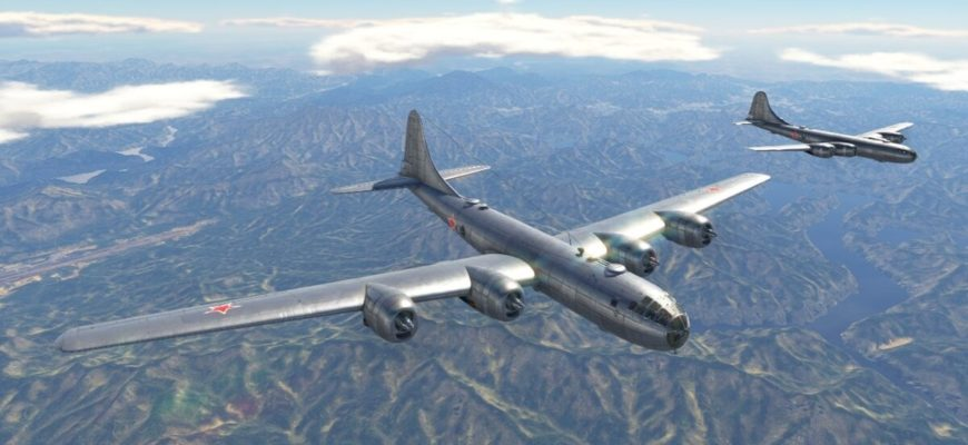bombardirovshik tu-4