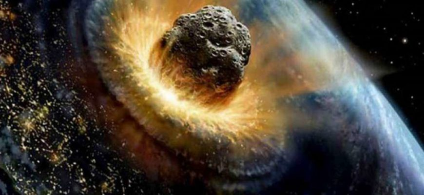 padenie meteorita